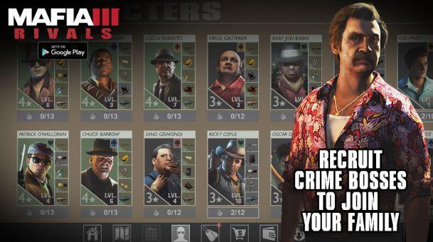 ชาวมือถือรอโหลด Mafia III: Rivals พร้อมลงให้เล่นทั้งiOS และ Android ฟรีๆ!