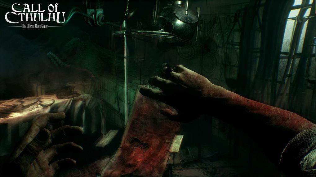 Call of Cthulhu เผยเทรลเลอร์สุดหลอนตัวใหม่! Depths of Madness!!