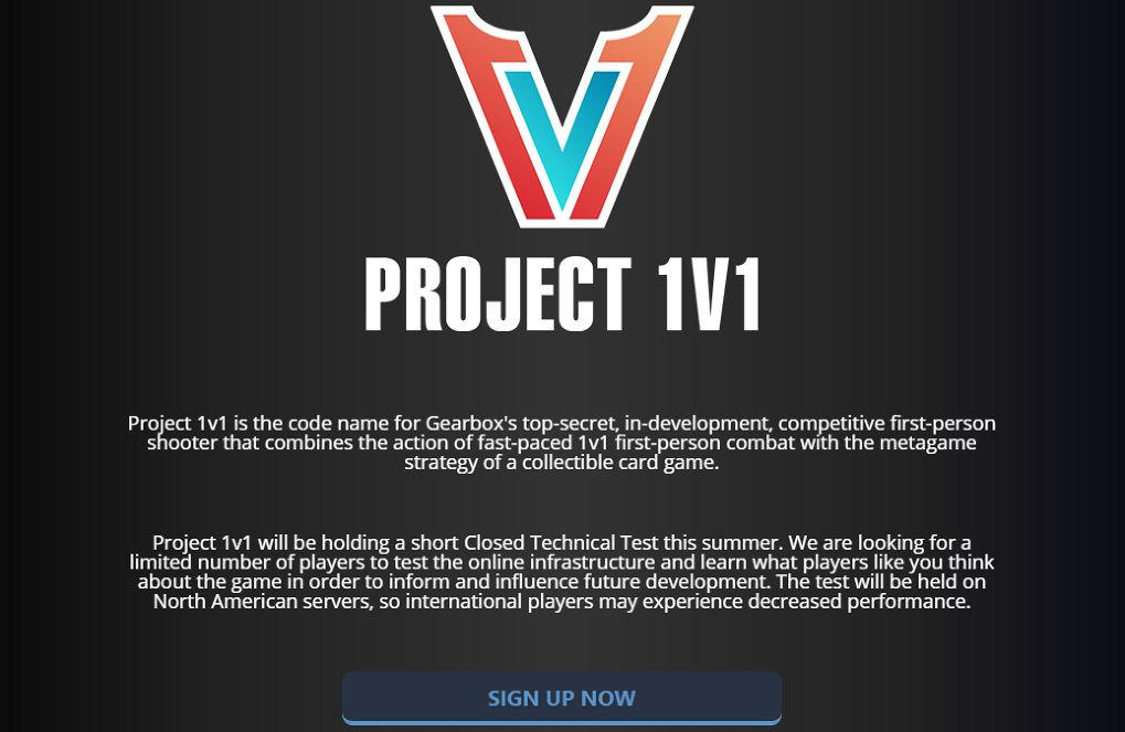 นักพัฒนาเกม Borderlands กำลังทำโปรเจคเกี่ยวกับเกม Shooting 1Vs 1 ผสม Card Game อยู่ !!