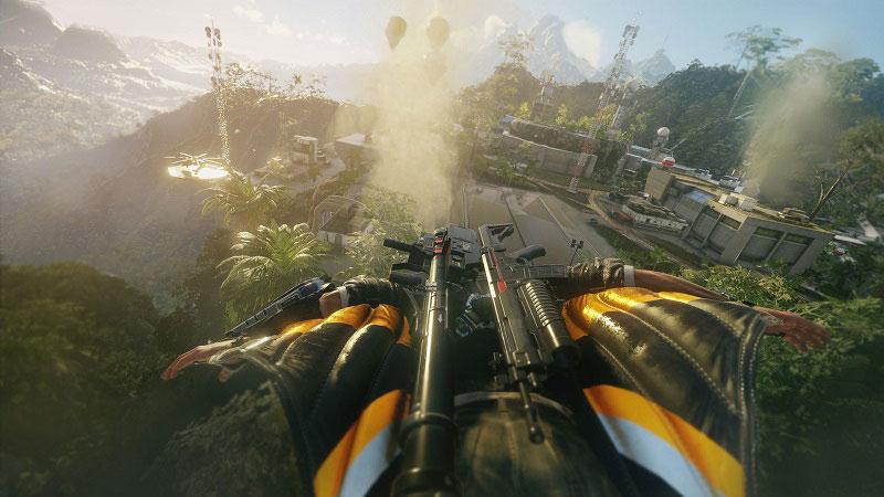 Avalanche Studios ชูโรง APEX Engine ยกระดับกราฟิก Just Cause 4 ขึ้นไปอีกขั้น