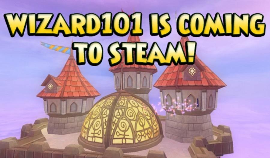 Wizard101 เกมแนว MMORPG รุ่นเก๋าเตรียมขยายฐานผู้เล่นลง Steam เร็วๆ นี้!!