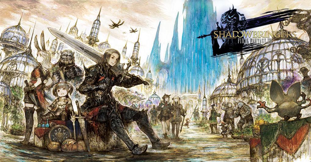FFXIV Online: Shadowbringers เผชิญหน้าบอสใหม่สุดโหด! Raid Boss