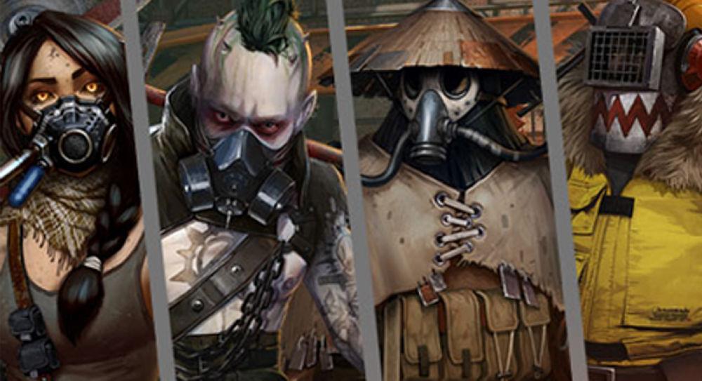 Crossout : Review factions    เลเวล 10 แล้วเลือกฝ่ายอะไรดีน้