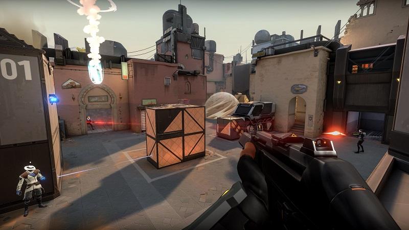 เปิดให้เล่นกันฟรีๆ แล้วสำหรับ Valorant เกมอออนไลน์ Shooting PvP ...
